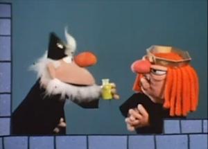 Muppet Wizard of Id pilot