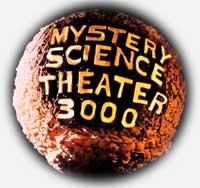The MST3K planet logo