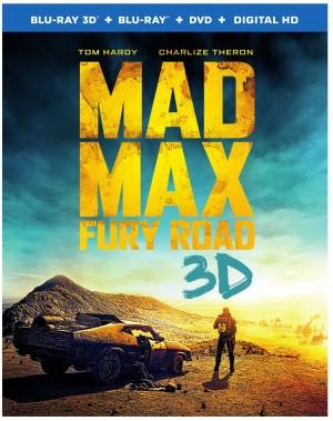 Mad Max Fury Road 3D Box Art_3D