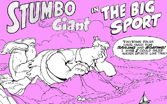 Stumbo