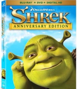 Shrek 25th