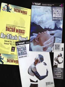 Dr Mirage Valiant