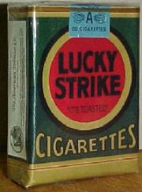 Lucky Strike Green