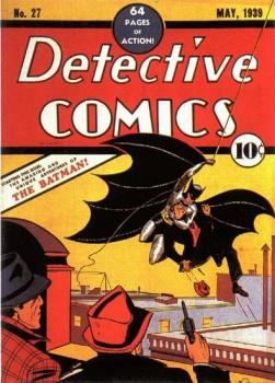 Detective Comics #27 Batman