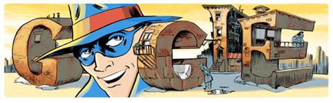 Will Eisner on Google