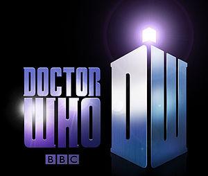 doctor who logo 2010-