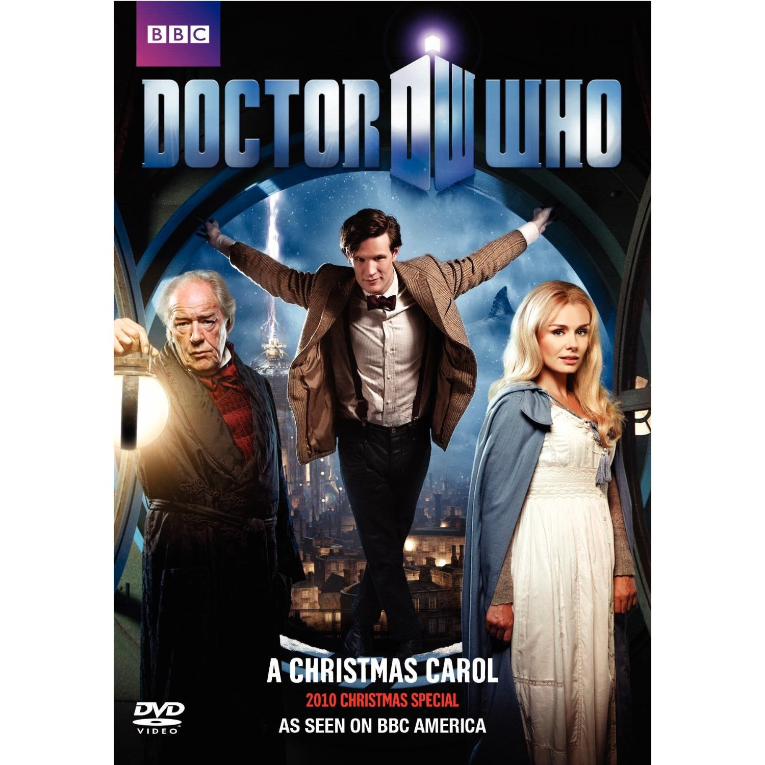 Review: '[[[Doctor Who A Christmas Carol]]]' | ComicMix
