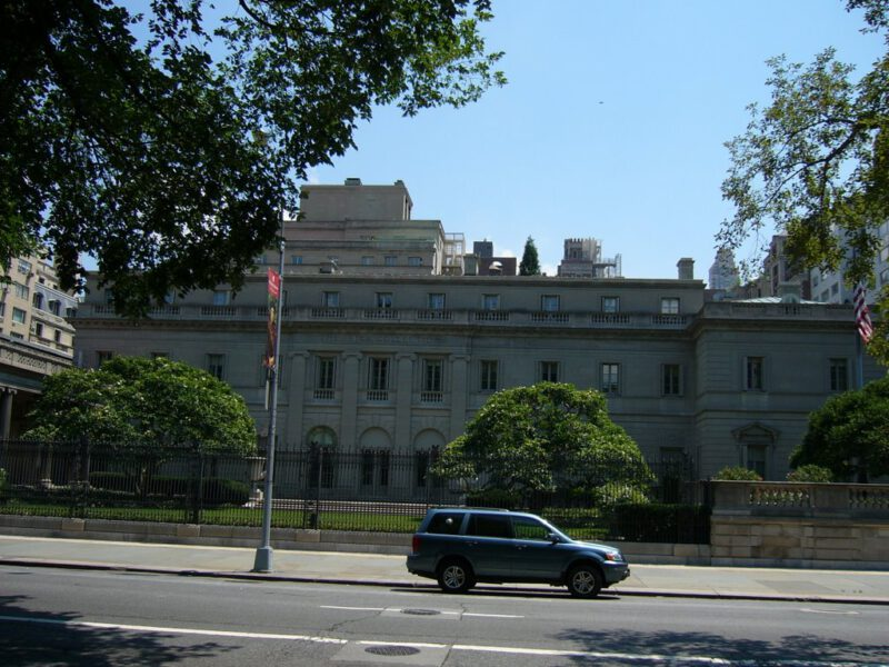 The Frick Museum aka Avengers Mansion