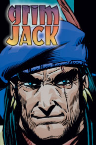 GrimJack announced as Russo Brothers' next project at SDCC