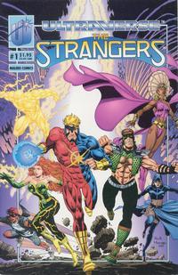 Strangers (Malibu Comics)