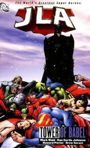 "Cover of ""JLA (Book 7): Tower of Babel"""