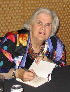 Anne McCaffrey.