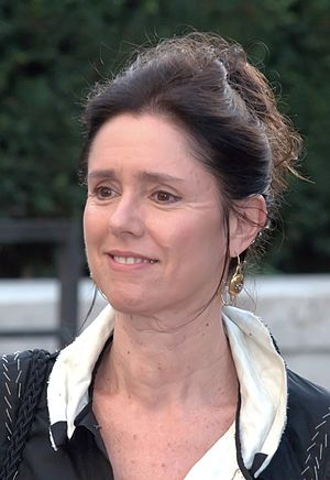 Julie Taymor at the 2009 premiere of the Metro...