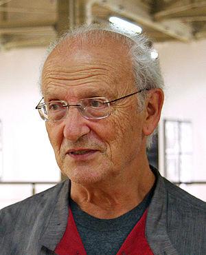 English: Jean Giraud at International Festival...