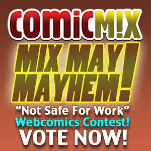 Mix May Mayhem NSFW Webcomics Tournament