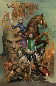 cyberforce 198x300 Cyber Force Kickstarter Closes With $117K