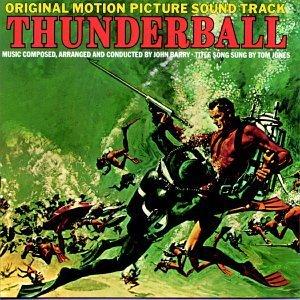 """Cover of """"Thunderball: Original Motion Pi..."""