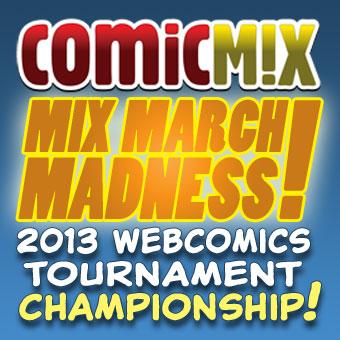 ComicMixMarchMadnessSquare2013#7
