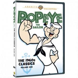 Popeye the Sailor 1960s vol 1