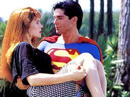 Superboy and Lana