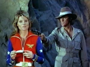 Wonder Woman and George