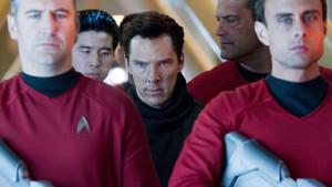 Khan escorted