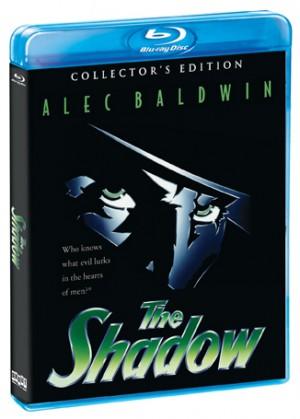 The Shadow Blu-ray