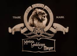 MGM logo early