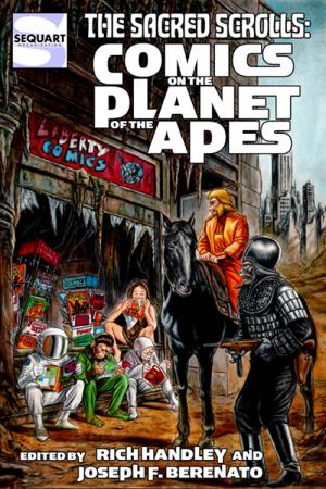 Apes Comics Cover