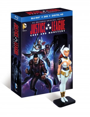 Justice League Gods & Monsters