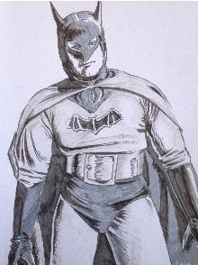 Batman Serial 1943 ComicMix
