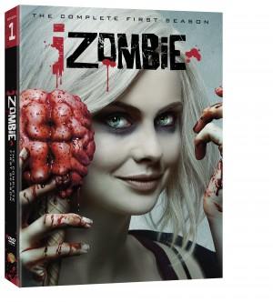 iZombie First Season DVD