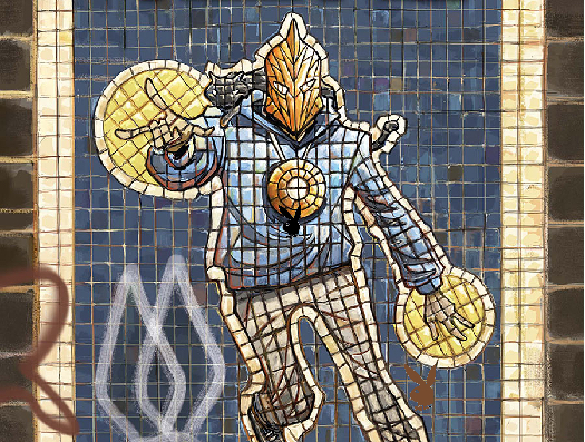 Doctor Fate 1