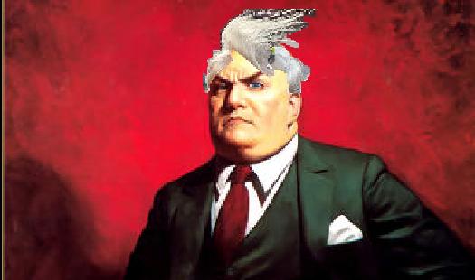 lex luthor trump