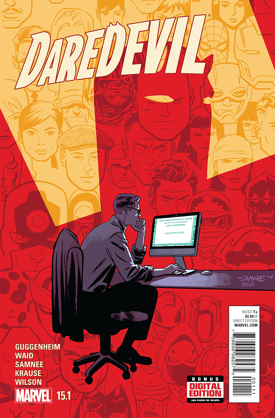 Daredevil Vol 4. #15.1