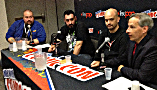 Comic Shops Panelists
