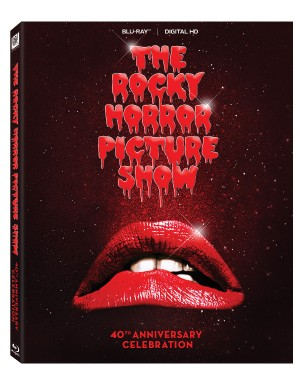 Rocky Horror Picture Show 40th Anniversary Blu-ray