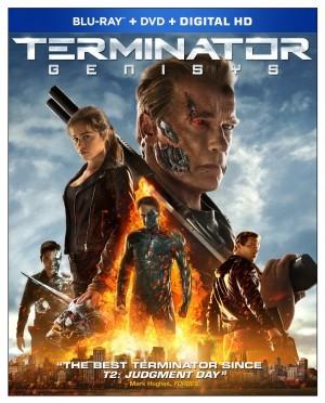 Terminator Genesys cover
