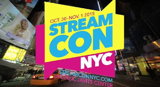 StreamCon 2 Logo