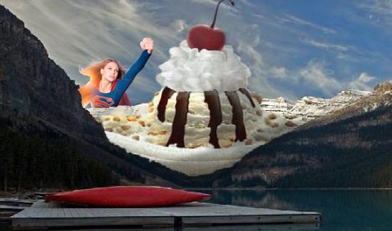 Big Rock Candy Mountain Supergirl