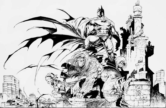 Silvestri Batman