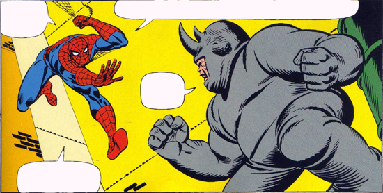 spider-man-vs-rhino