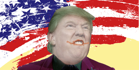 Donald Trump The Joker