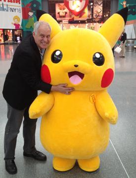 Pikachu Ed Toyfair 2016