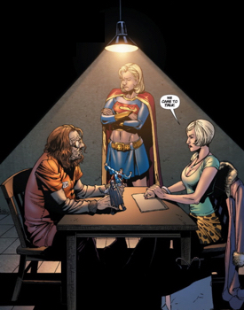 Supergirl Dollmaker Jamal Igle