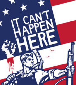 It Can't Happen Here Sinclair Lewis