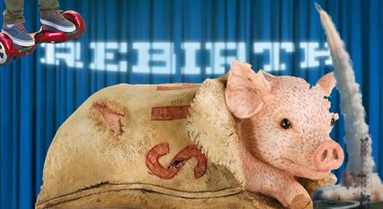 Rebirth A Pig in a Poke