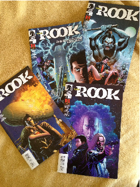 The Rook Covers