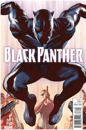 Black Panther 1v1