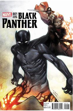 Black Panther 1v2